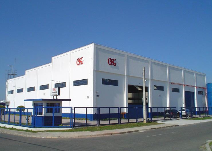 OSG Sulamericana de Ferramentas Ltda. (Curitiba Plant)