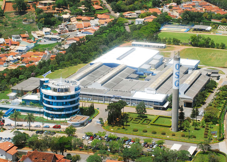 OSG Sulamericana de Ferramentas Ltda. (Headquarters & Braganca Plant)