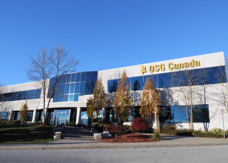 OSG Canada Ltd.