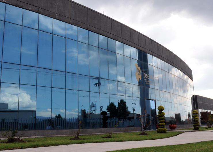 OSG Royco, S.A. de C.V. (Toluca Plant)