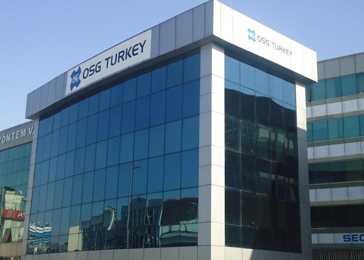OSG Turkey Kesici Takimlar Sanayi ve Ticaret Anonim Sirketi