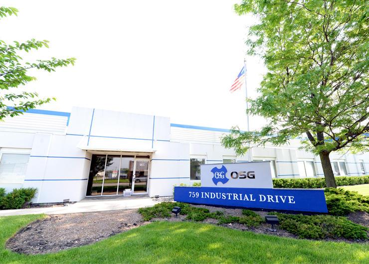 OSG USA, Inc. (Bensenville Plant)
