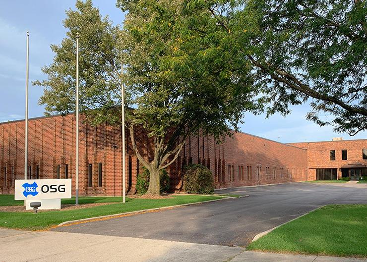 OSG USA, Inc. (National Distribution Center)
