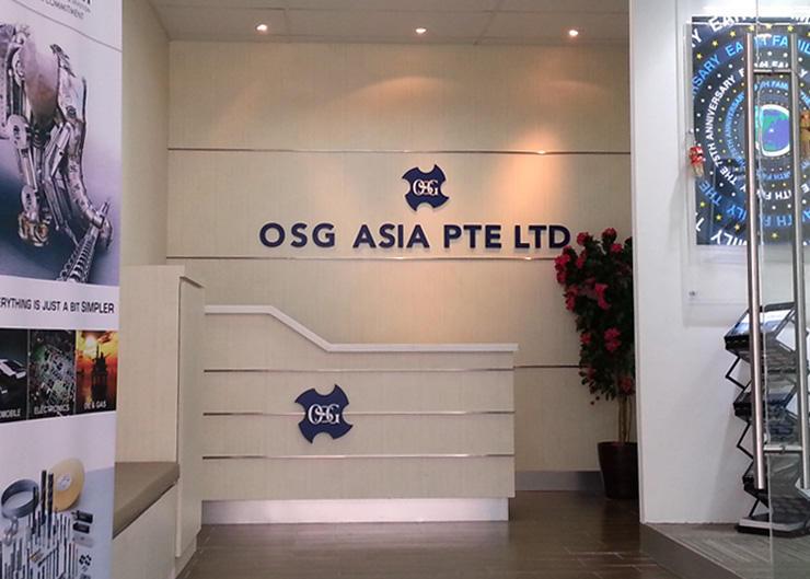 OSG Asia Pte Ltd.