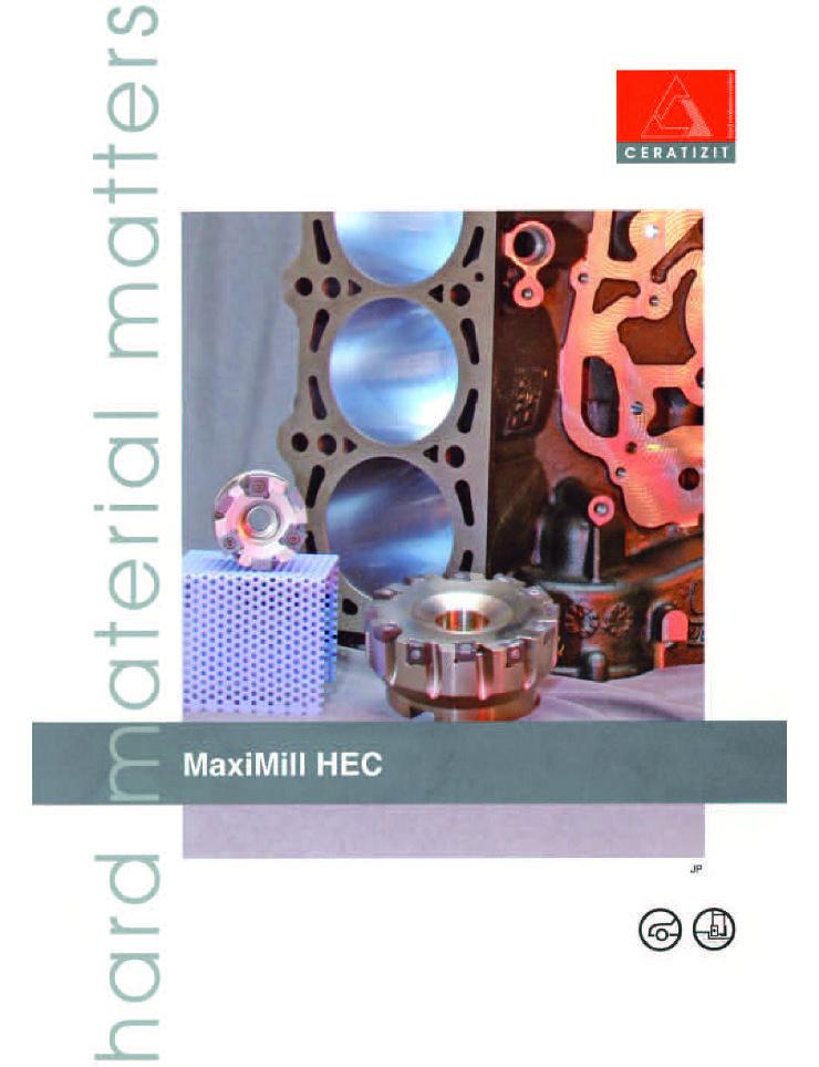 CERATIZIT MaxiMill HEC (JPN)