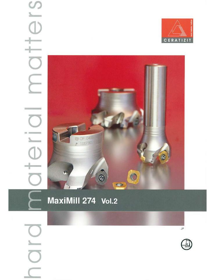 CERATIZIT MaxiMill274 (JPN)
