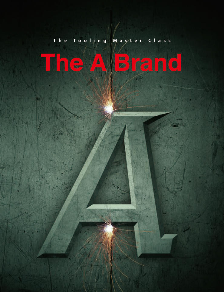 The A Brand Book
