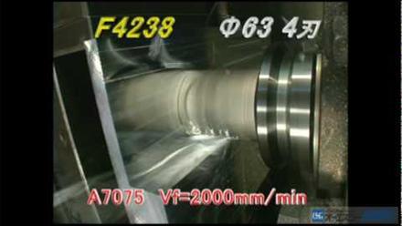 OSG-WALTER Heavy Duty Porcupine Cutter F4238