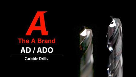 AD・ADO: Carbide Drill