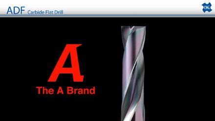 ADF: Carbide Flat Drill