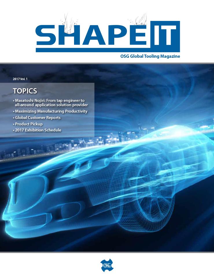OSG SHAPE IT 2017 vol.1
