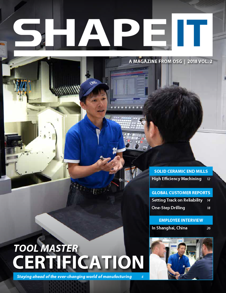 SHAPE IT 2018 vol.2
