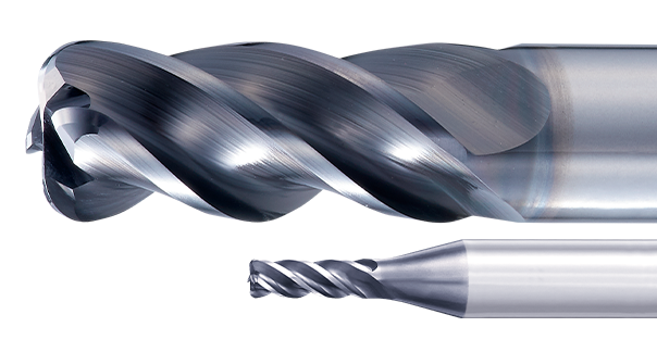 Anti-Vibration Carbide End Mill3