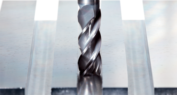 Anti-Vibration Carbide End Mill5