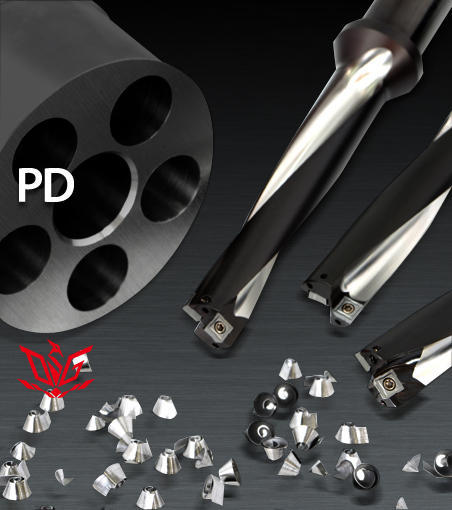Indexable Drill