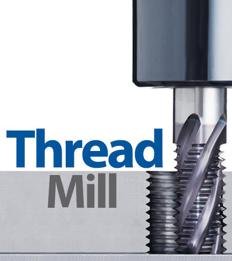 Cut Threads by Milling