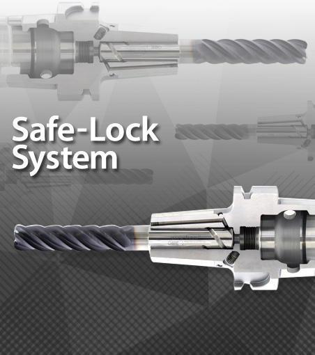 ミリング加工の安全システム
